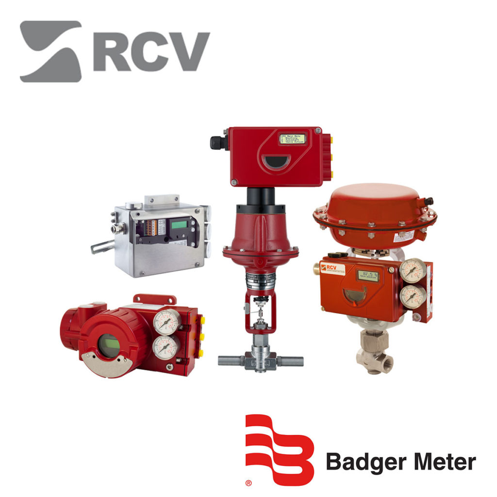 Research Control Valve SRD and SRI Valve Positioners
